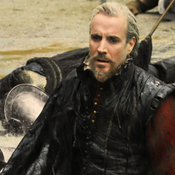 Rhys Ifans plays the Elizabethan aristocrat Edward de Vere in Roland Emmerich's Anonymous. The movie speculates that de Vere, not Shakespeare, was the real author of the bard's works.