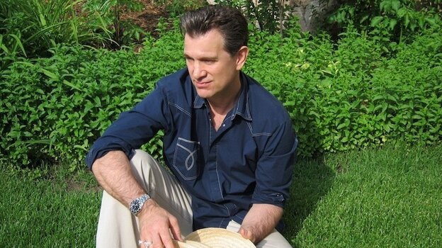 For Beyond the Sun, Chris Isaak picked classic songs that he'd been singing his whole life.
