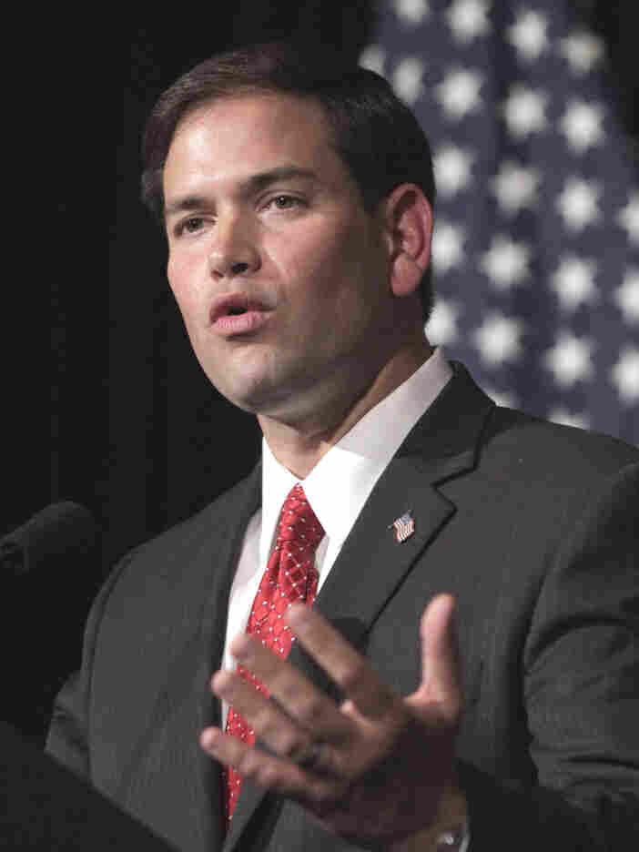 Sen. Marco Rubio, Aug. 23, 2011.