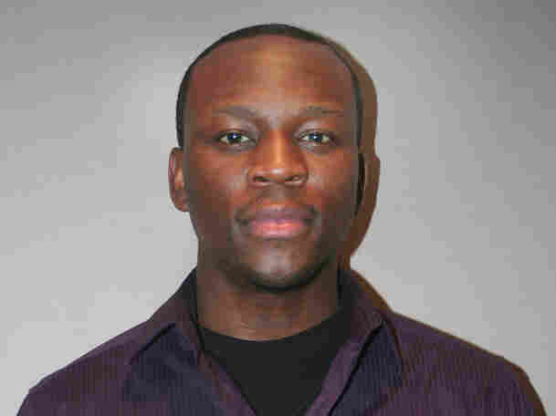 Ayodeji Ogunniyi, 24, is an English teacher at Thornton Township High School in Harvey, Ill.