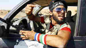 Suddenly, The 'Ladies Love Libyan Rebels'