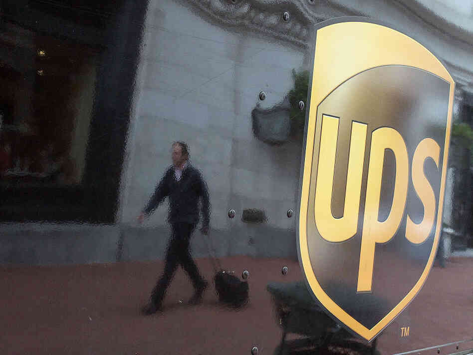 UPS was among the top sc