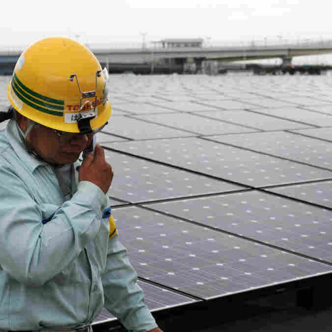 Solar Industry Looks On Bright Side