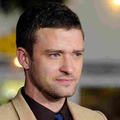 Justin Timberlake On Music, Comedy And Wearing Out His NPR T-Shirt