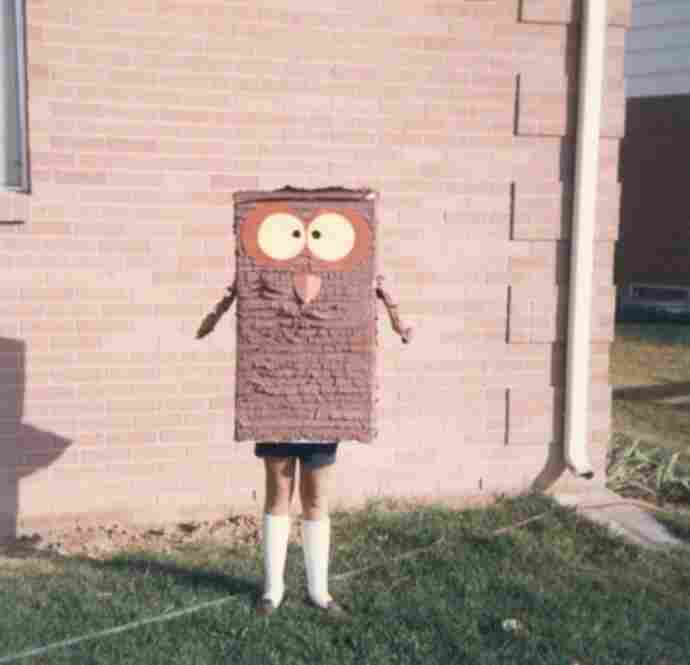 """""""Halloween 1967 — I was 10."""""""