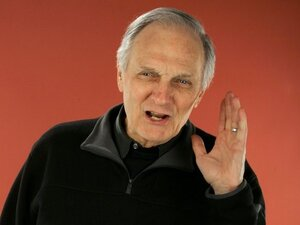 Actor Alan Alda poses for a portrait during the 2007 Sundance Film Festival on Jan. 20, 2007 in Park City, Utah.