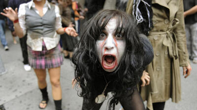 Musical Mayhem: Top 5 Creepy Classics : NPR