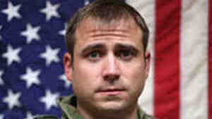 Sgt. 1st Class Kristoffer B. Domeij.