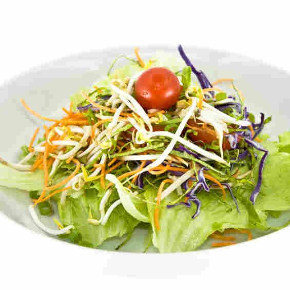 Would you remember exactly what was in this salad more than a week after eating it?