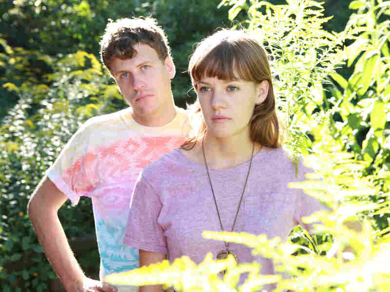 """""""Altos Lugares"""" describes a late-night mountaintop vision that sounds a lot like High Places' newly adopted home, Los Angeles."""