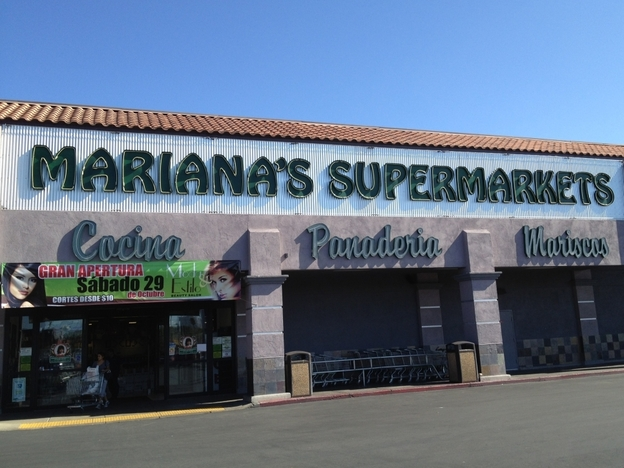 <p>Mariana's bills itself as the Hispanic supermarket for Las Vegas. It's in a working-class neighborhood where President Obama did well with Latino voters in 2008. Most of them still support him.</p>