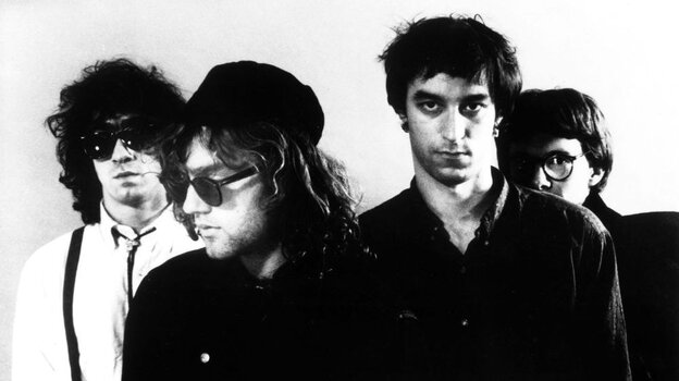 R.E.M.'s final release, Part Lies, Part Heart, Part Truth, Part Garbage: 1982-2011 (out Nov. 15), is a career-spanning greatest-hits compilation.