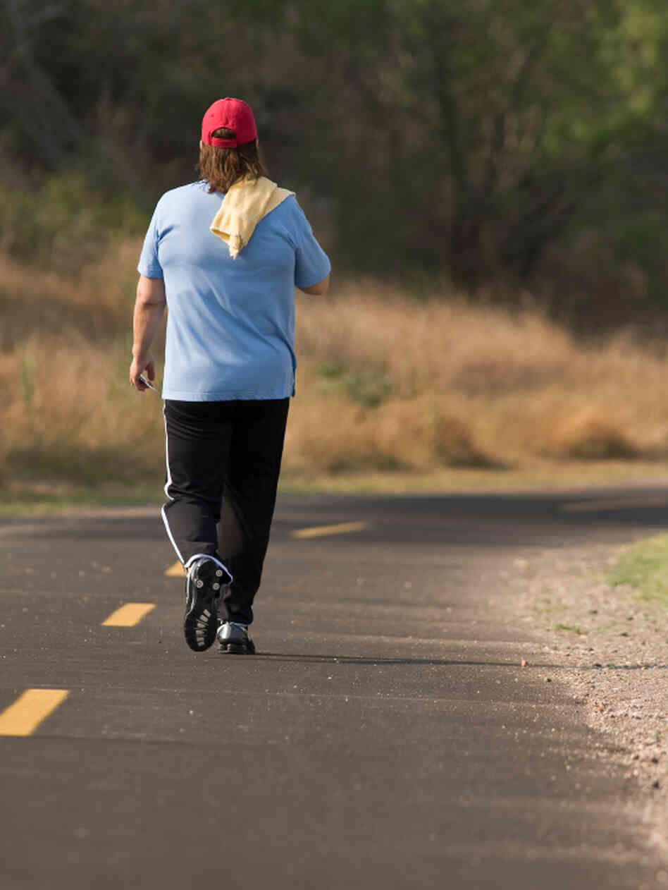 One recent study found that people were able to burn up an extra 450 calories a day with one hour of moderate exercise. That can include walking briskly, biking