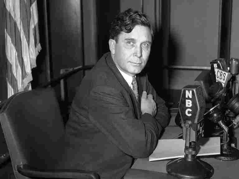 Wendell Willkie, photographed in New York in 1942, was the GOP nominee for president in 1940 even though he had never held elected office.