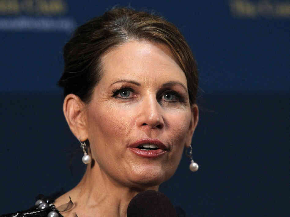 Ned Ryun, the leader of a Tea Party group, has called on Minnesota Rep. Michele Bachmann to bow out of the presidential race.