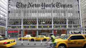 The New York Times' move to install a pay wall in March was seen as risky, but the paper's profits and its digital subscribers are up, according to third-quarter profit reports.