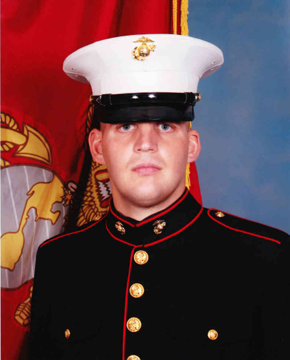 A roadside bomb killed Lance Cpl. James Boelk, 24, while he was on a foot patrol, Oct. 15, 2010. The Darkhorse infantry rifleman was on his first combat deployment.