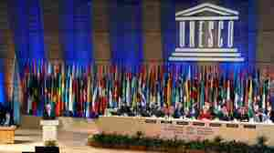 Palestinians Granted Membership Bid By UNESCO