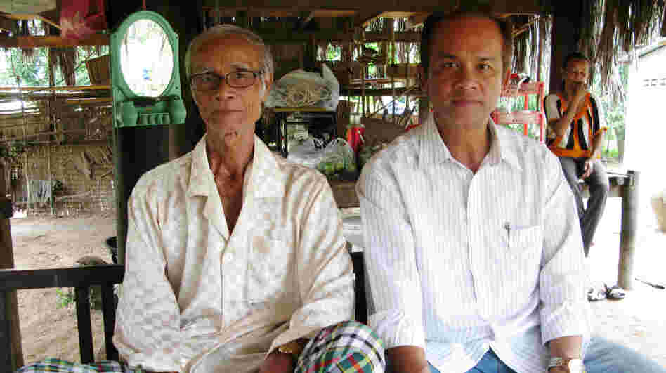 In 1975, the Khmer Rouge told the family of Peou Nam that he had been executed. After 36 years of separation, hardship and an unusual series of events, the family was reunited in June this year. Son Phyrun visits his father at his farmhouse in southern Cambodia's Kampot province.