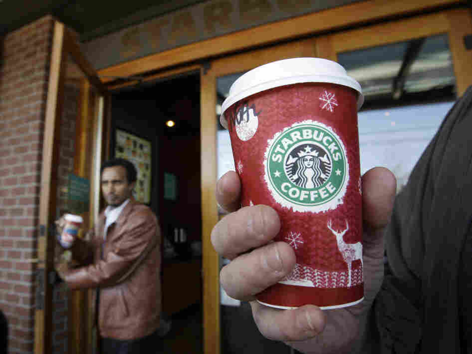 Starbucks has teamed up with a network of community-based financial institutions to help create jobs. The Starbucks Foundation is putting up $5 million and is encouraging others to chip in.