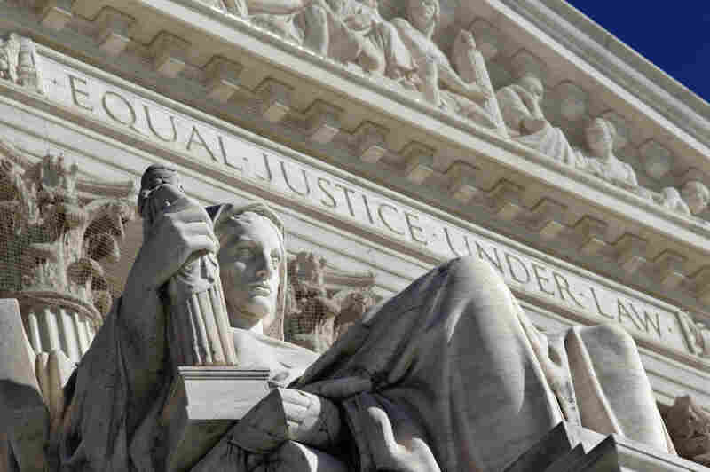 The U.S. Supreme Court hears arguments Tuesday in a case that will test whether police investigators have total immunity from being sued for giving false testimony before a grand jury.