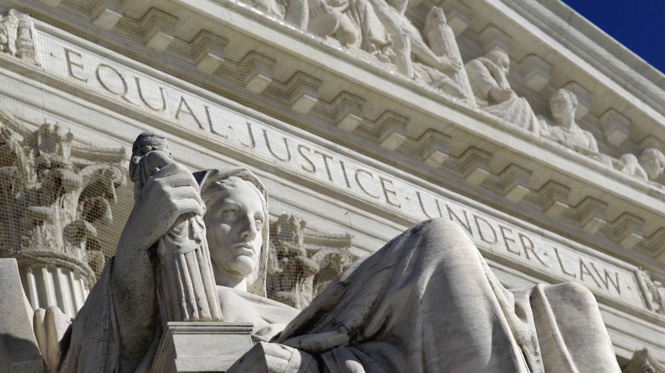 <p>The U.S. Supreme Court hears arguments Tuesday in a case that will test whether police investigators have total immunity from being sued for giving false testimony before a grand jury. </p>