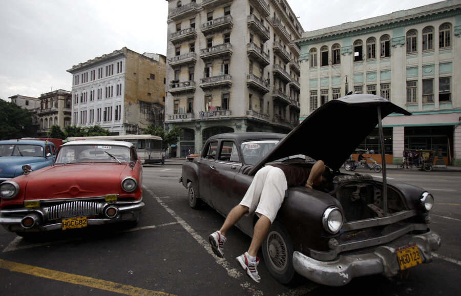 In Cuba, A Used Car Is No Bargain : NPR