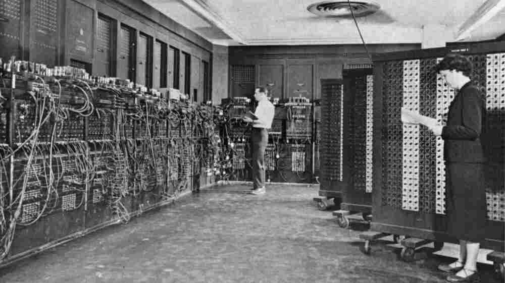 ENIAC (Electronic Numerical Integrator And Computer): Enabling a fruitful future.