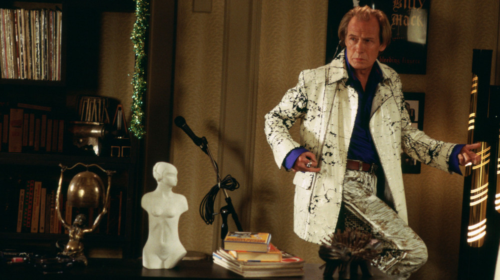 Bill Nighy: From 'Love Actually' To 'Page Eight' : NPR