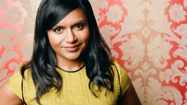 Mindy Kaling is an Emmy Award-nominated writer and an actress on NBC's The Office.