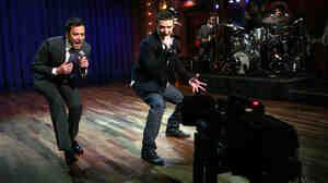 Jimmy Fallon, Justin Timberlake —