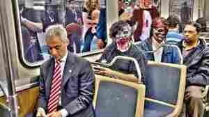 Halloween Chicago-Style: 'Da Mayor And 'Da Zombies