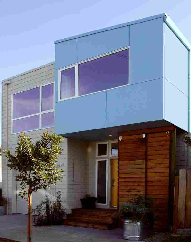 The world's population has just hit 7 billion people and continues to grow. Population experts are concerned about the rise in consumption that will accompany the increase in people. One California home builder, ZETA Communities, designs and builds small, highly energy-efficient homes.