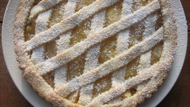 Crostata Per Autunno (Harvest Crostata)