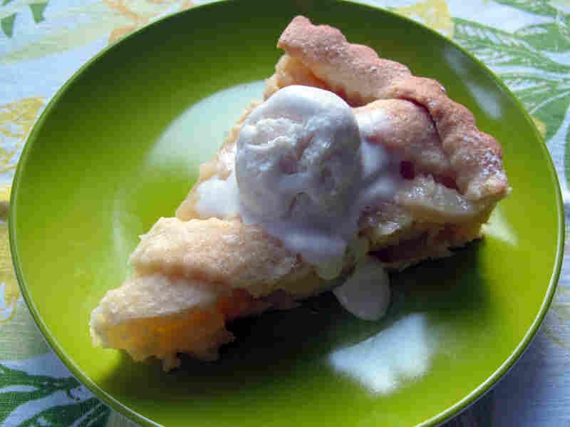 Crostata Per Autunno (Harvest Crostata)
