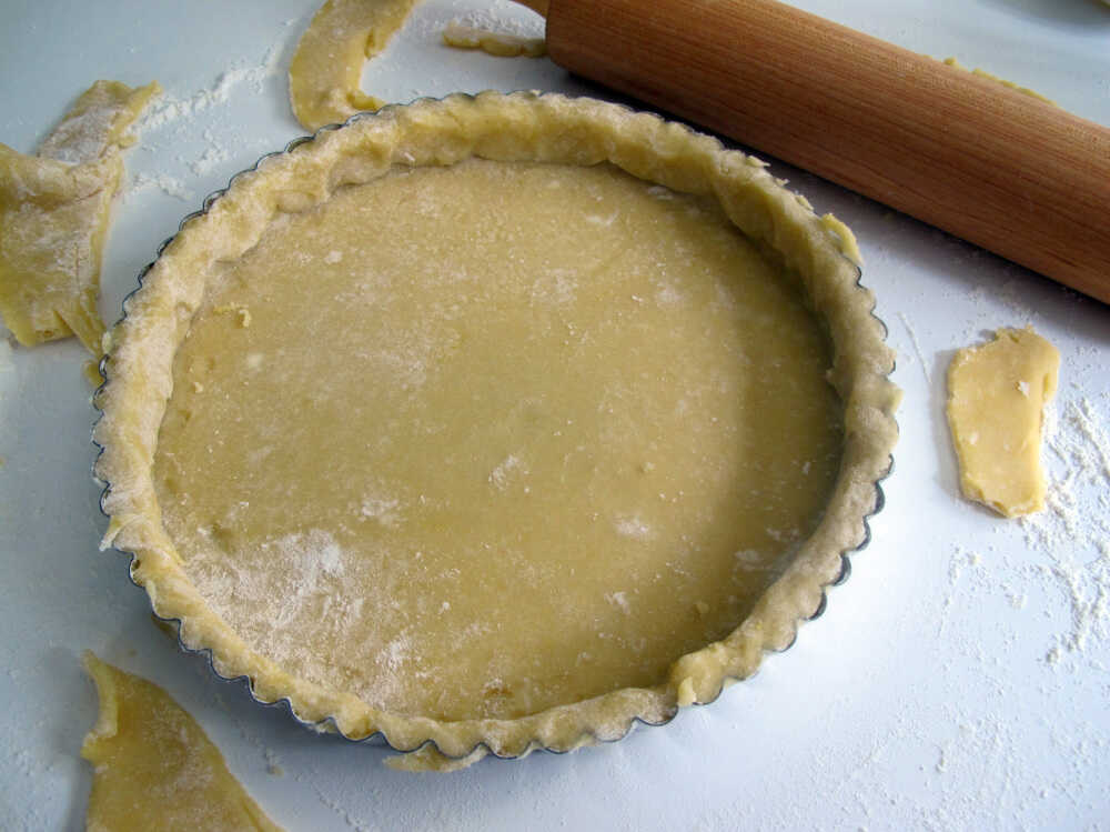 Pasta Frolla (Sweet Pastry Dough)
