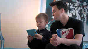 Good Boy, Bad Boy: Blink-182 frontman Mark Hoppus and his son Jack are part of one family profiled in The Other F Word. Hoppus' experience with divorced parents both triggered his punk-rock passion and made him want to be a good father.