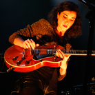 St. Vincent (Annie Clark) performing live at the 9:30 Club in Washington, D.C.