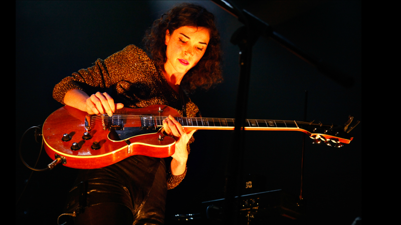 St. Vincent In Concert
