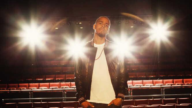 J. Cole: An Upstart Rapper Speaks For Himself