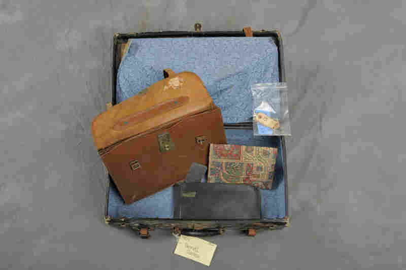 The few items found in Clarissa Bennett's suitcase suggest that she had previously been in other hospitals and traveled a fair bit.