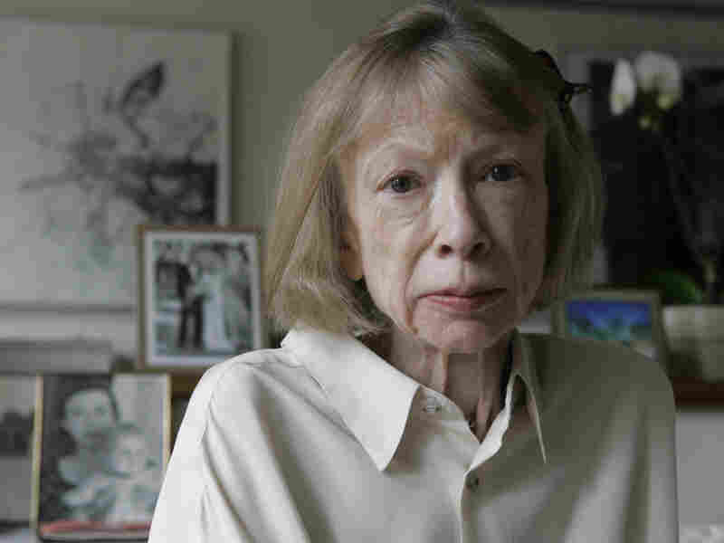 Author Joan Didion has written novels, non-fiction and essays. She is a contributor to The New York Review of Books.