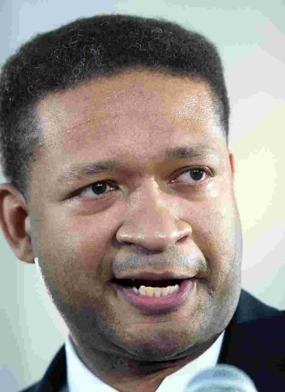 Former Democratic Rep. Artur Davis of Alabama is in favor of voter ID laws. He says that over the years there have been numerous allegations of absentee voter fraud — and even a handful of convictions — in Alabama.