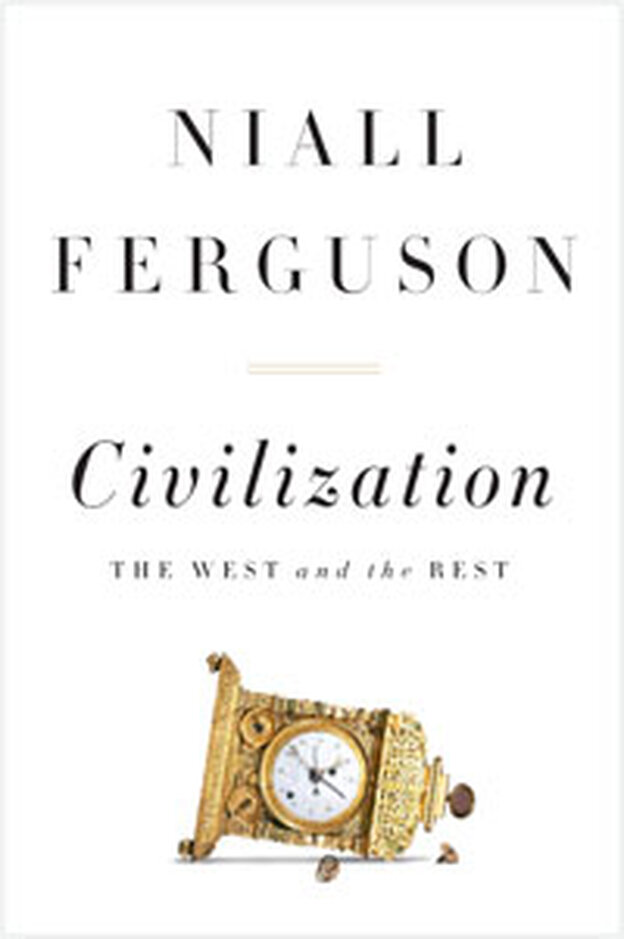 "In our second hour, historian Niall Ferguson explains why he credits six ""killer apps"" for the rise of the West."