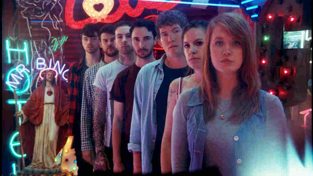 Hello Sadness, the new album from the U.K. band Los Campesinos!, comes out Nov. 15.
