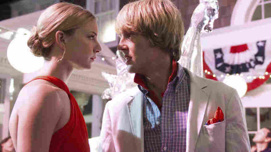 'Revenge' done right: Emily Van Camp (left, with Gabriel Mann) is key to a stone-cold hit.