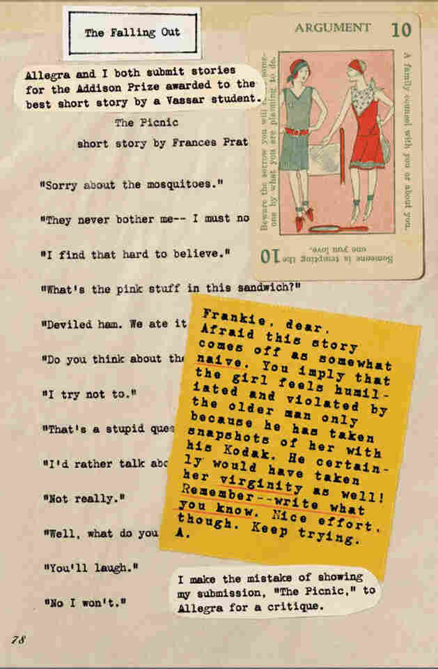 The Scrapbook of Frankie Pratt, 82