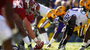 """Saturday's game between No. 1 Louisiana State University and No. 2 Alabama has been called """"the game of the century."""" In 2010, LSU beat their SEC rivals, 24-21."""