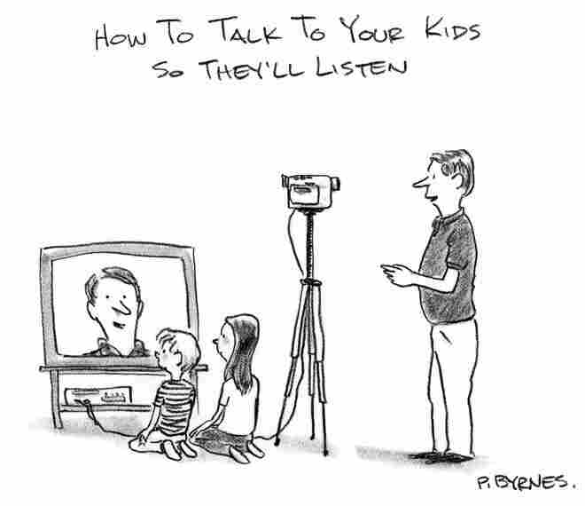 How to talk to your kids so they'll listen.