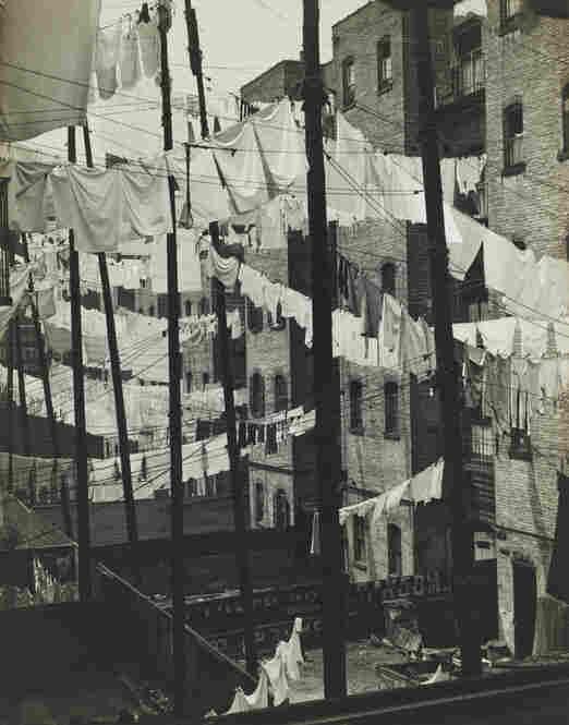 Untitled (Tenements, New York), circa 1937